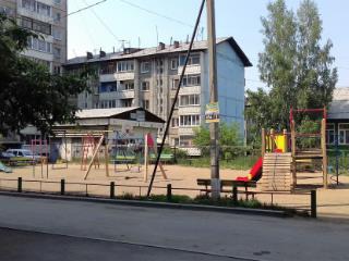 Продажа квартир: 1-комнатная квартира, Иркутская область, Иркутск, Алмазная ул., 6, фото 1