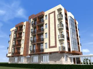 Продажа квартир: 1-комнатная квартира в новостройке, Краснодарский край, Сочи, ул. Казачья, 20, фото 1