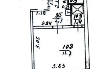 Продажа квартир: 1-комнатная квартира, Киров, Октябрьский пр-кт, фото 1