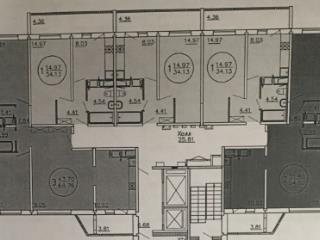Продажа квартир: 1-комнатная квартира в новостройке, Московская область, Железнодорожный, Саввинская ул., фото 1