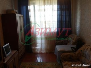 Продажа квартир: 1-комнатная квартира, Тюменская область, Тюмень, Советская ул., 124, фото 1