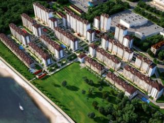 Продажа квартир: 1-комнатная квартира, Краснодар, Береговая ул., фото 1