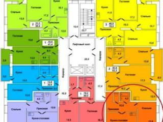 Продажа квартир: 1-комнатная квартира, Тюменская область, Тюмень, ул. Бориса Житкова, 4к1, фото 1