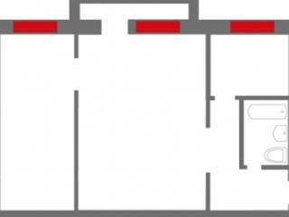 Продажа квартир: 2-комнатная квартира, Красноярск, Вузовский пер., 6, фото 1