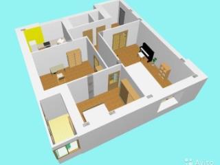Продажа квартир: 3-комнатная квартира в новостройке, Курск, проезд Весенний 3-й, 1, фото 1