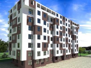 Продажа квартир: 1-комнатная квартира в новостройке, Краснодарский край, Сочи, ул. Голенева, 9/28, фото 1