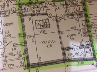 Продажа квартир: 1-комнатная квартира, Ставрополь, ул. Рогожникова, 17, фото 1