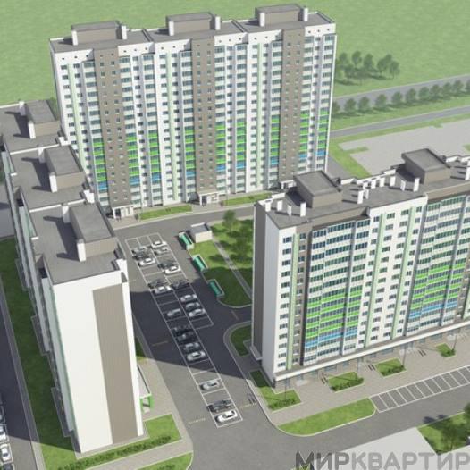 Продам квартиру в новостройке Казань, ул. Натана Рахлина
