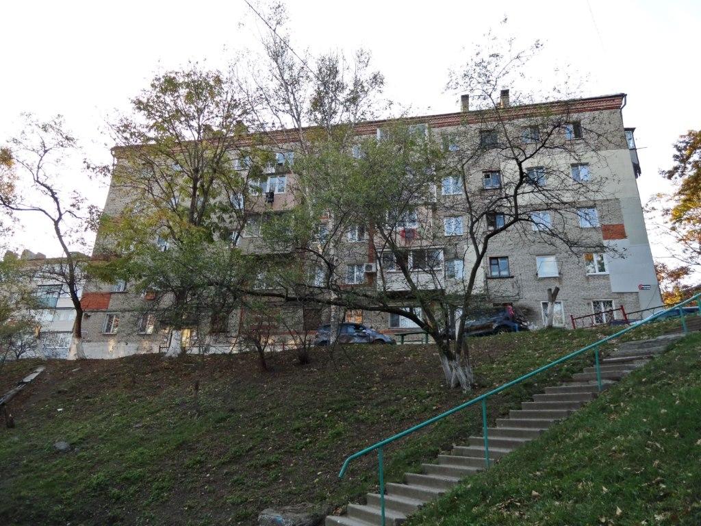 Продажа квартир: 2-комнатная квартира, Приморский край, Находка, Ленинградская ул., 6, фото 1