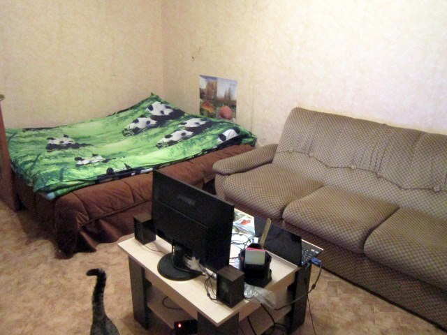 Продажа квартир: 1-комнатная квартира, Московская область, Протвино, ул. Ленина, 18, фото 1