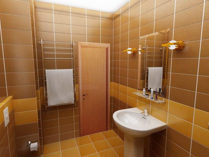Ванная комната дизайн реальные