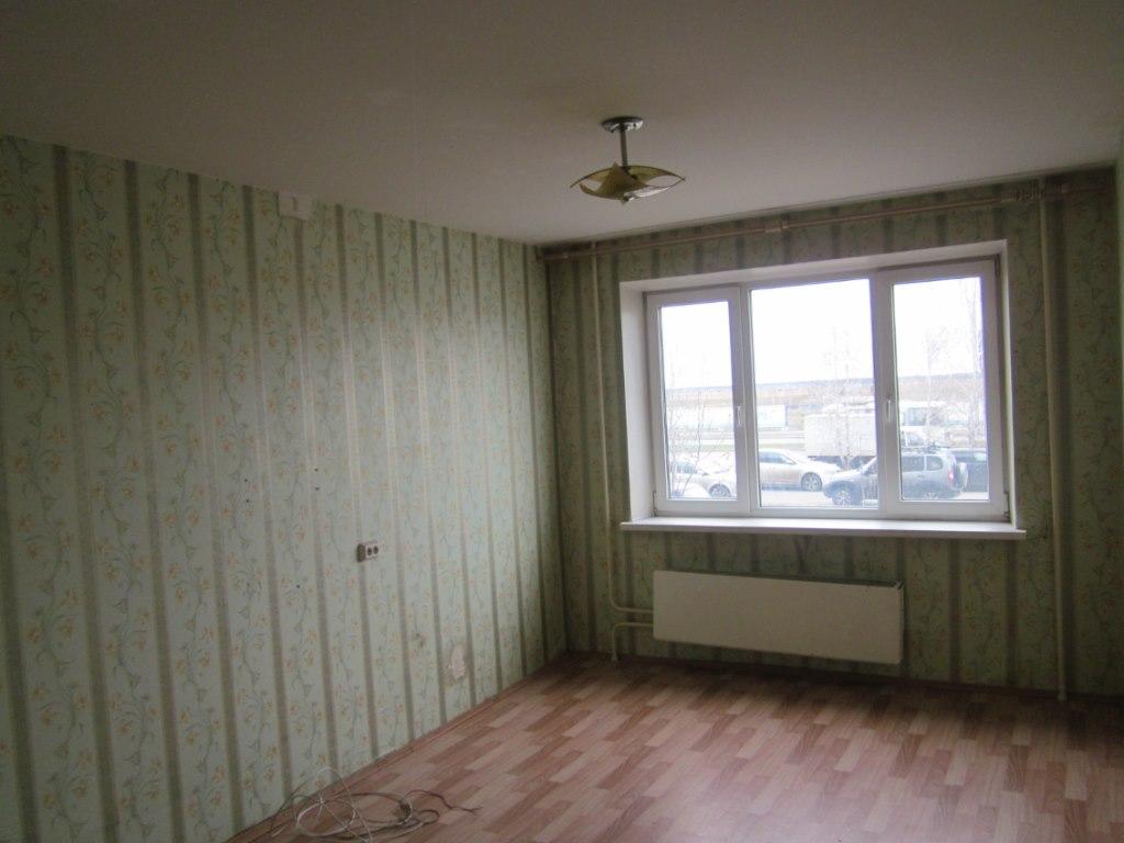 Продажа квартир: 1-комнатная квартира, Курган, мкр. 3-й, 34, фото 1