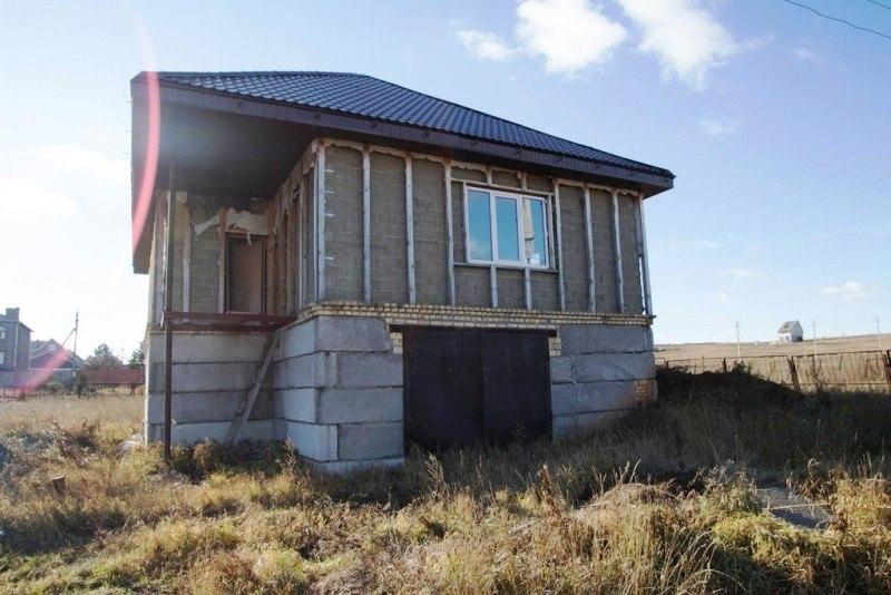 Продажа дома Челябинская область, Агаповский р-н, п. Желтинский, ул. Семакина, фото 1