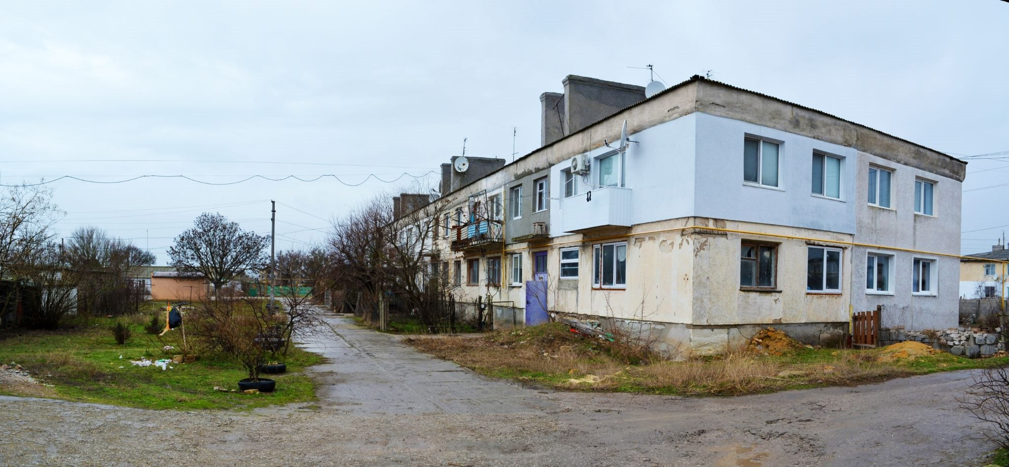 Продажа квартир: 1-комнатная квартира, республика Крым, Сакский р-н, с. Молочное, Школьная ул., фото 1