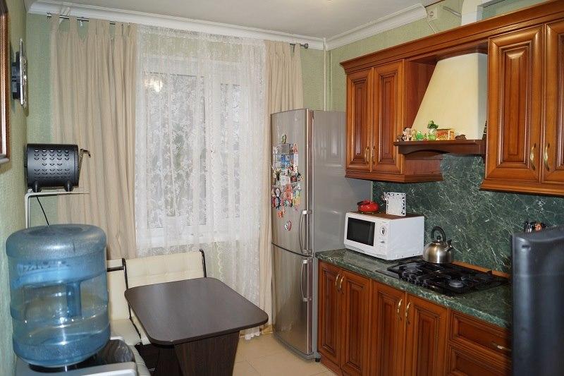 Продажа квартир: 3-комнатная квартира, Московская область, Дзержинский, ул. Ленина, 21, фото 1