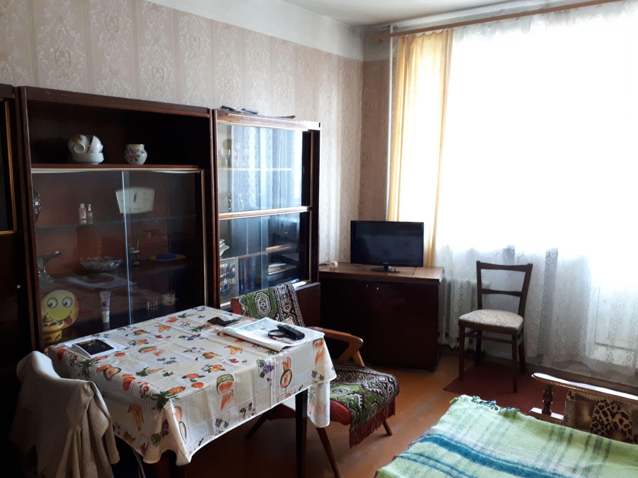 Продается двухкомнатная квартира за 4 100 000 рублей. Московская обл, г Домодедово, село Домодедово, ул Школьная.