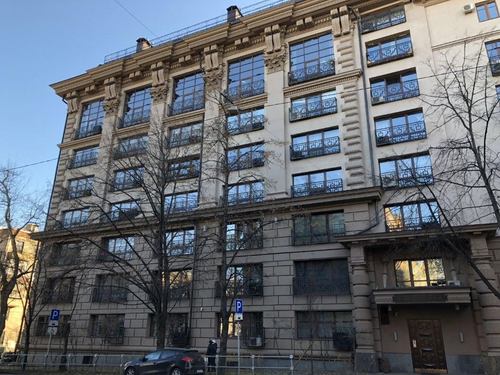 Продается трехкомнатная квартира за 33 500 000 рублей. г Москва, ул Масловка В., д 20 стр 1.