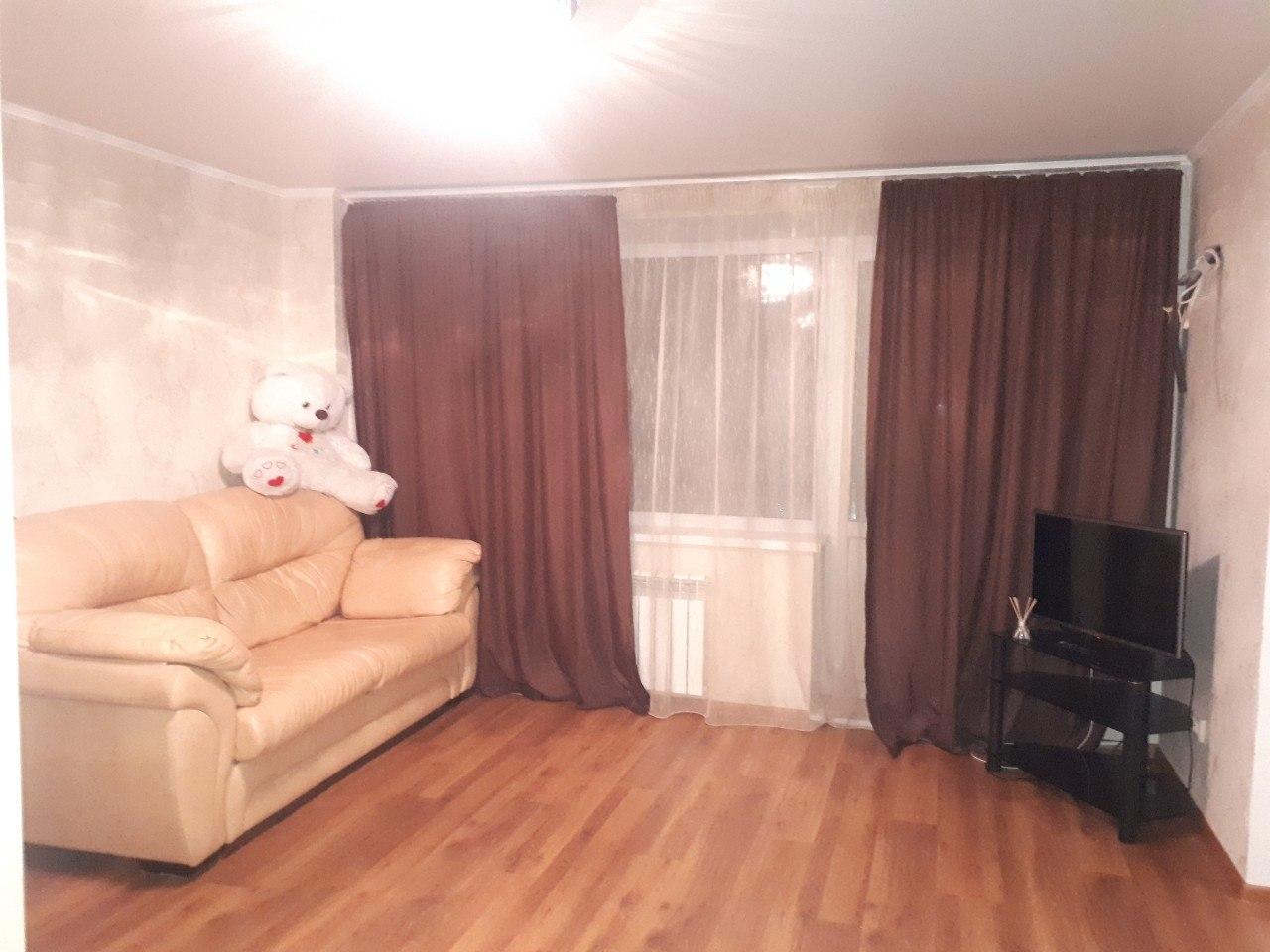 Продается однокомнатная квартира за 1 500 000 рублей. г Саратов, 1-й Прессовый проезд, д 3Б.
