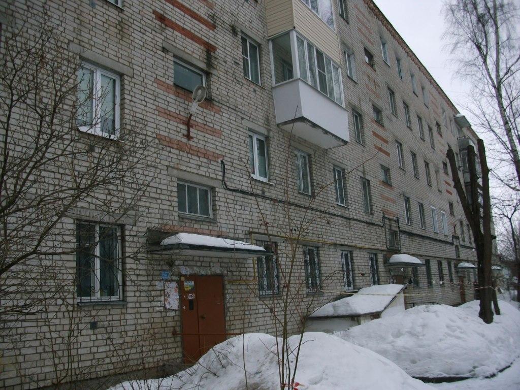 Продается трехкомнатная квартира за 2 550 000 рублей. г Кострома, ул Гагарина.