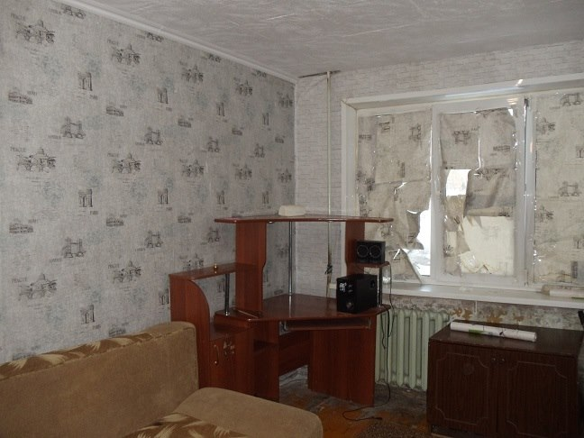 Продажа двухкомантной квартиры 31.3 м², 1/5 этаж на улице им Говорова, 36  в Красноярске