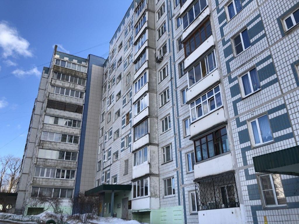 Продается трехкомнатная квартира за 4 650 000 рублей. Московская обл, г Дмитров, ул 2-я Центральная, д 5А.